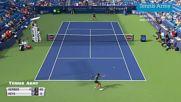 Angelique Kerber vs Madison Keys - Cincinnati 2018 Highlights