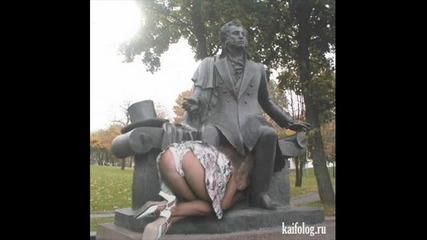 Това Може Да Се Види Само в Русия!! част 4