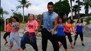 Арабски Зумба фитнес — Diana Haddad Feat Zad - La Fiesta