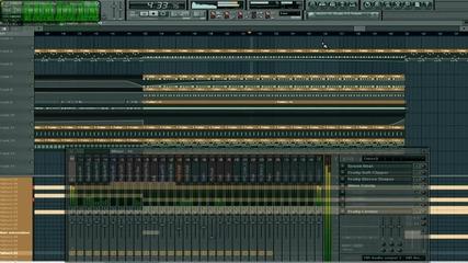 Fl Studio 9 - Techno Gone Insane (trance Mix)