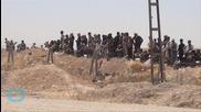 Syrian Kurds Advance Toward Islamic State-Held Town