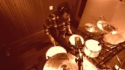 Never Shout Never - Caleb on Album & Drums (Web Clip) (Оfficial video)