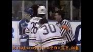Лошо Налагане При Хокей На Лед