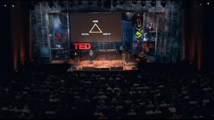 Джейми Оливър - За храната и затлъстяването Тед 2010