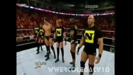 The Nexus Reaction to The Game Return!