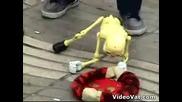 Смях Танцуващ скелет (смях)