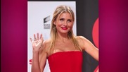 Cameron Diaz Taking Time Off From Hollywood to Try and Get Pregnant
