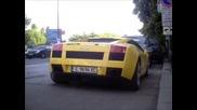 Lamborghini Gallardo В София