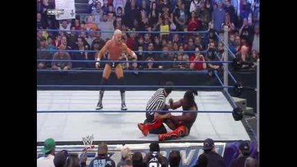 Wwe Smack Down - Dolph Ziggler vs. Kofi Kingston 07.01.2011 ( Мач за Интерконтиненталната титла )