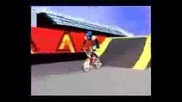 Анимация - Bmx