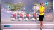 Прогноза за времето (16.06.2015 - обедна)