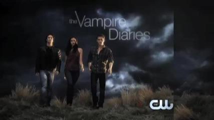 The Vampire Diaries - 2х20 The Last Day Clip + Бг превод