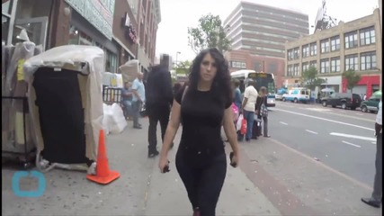 NYC Catcall Viral Video -- Woman Sues for $500k