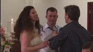 """Приятелите на Антония и Наско за сватбата им - """"Женени от пръв поглед"""""""