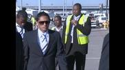 Пристигането на Хондурас в Южна Африка
