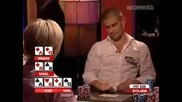 Poker - Gus Hansen vs Erik Seidel Amazing 197k Cash game Pot