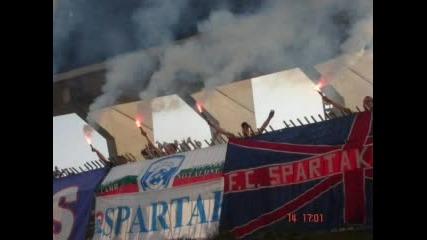 За Феновете на Спартак Варна