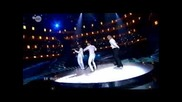 20.05 Русия - Полуфинал Евровизия 2008