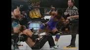 Albert & Scotty 2 Hotty vs. Crash Holly & Funaki - Wwf Heat 13.01.2002