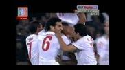 Египед 1 - 0 Италия - Купа на конфедерациите - гол на Хомос 18.06.09