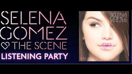 Selena Gomez & The Scene - Kiss & Tell - 11. Stop & Erase