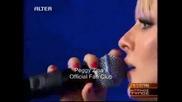 Peggy Zina - ela nyxta (live)