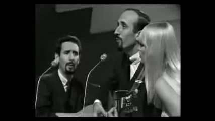 Early Morning Rain - Peter Paul And Mary