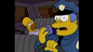 Simpsons 05x06 Marge on the Lam