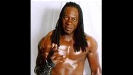 (wwe) pesenta na Booker T