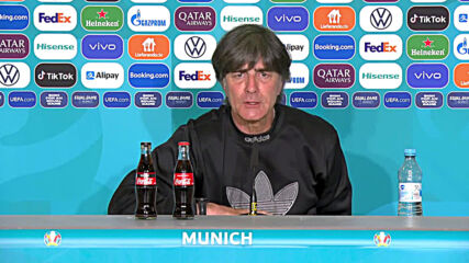 Germany: Coach Low says German team 'very hungry' for Euros glory ahead of France game