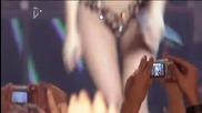 Lady Gaga - Poker Face Live Orange Rockcorps
