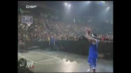 Matt Hardy vs. Mvp Basketball match