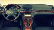 Mercedes E-клас 2016 - еволюцията на интериора от W123 до w213