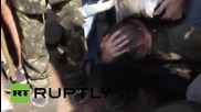 Ukraine: At least 100 police injured in explosion outside Verkhovna Rada