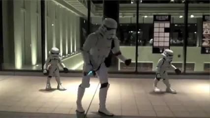 star wars Танц