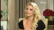Britney Spears Interview This Morning 21.10.2013