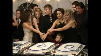 One Tree Hill:100th Episode Cake