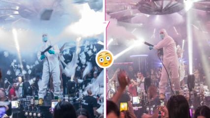 Снимката от дискотека в Благоевград, която взриви мрежата: Това е гавра с труда ни