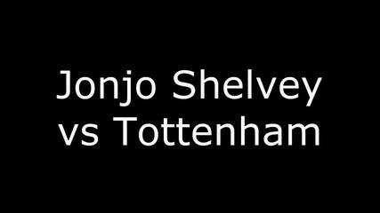 Jonjo Shelvey vs Tottenham