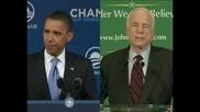 Маккейн се бори да стопи преднината на Обама