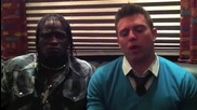 Miz and R-truth Apologize to the Wwe Universe