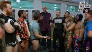¡Siniestro caótico en SmackDown!: Lo Mejor de WWE, Jun. 1, 2020