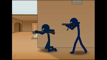 [ Hd ] Stick Counter - Strike - De dust2 :d