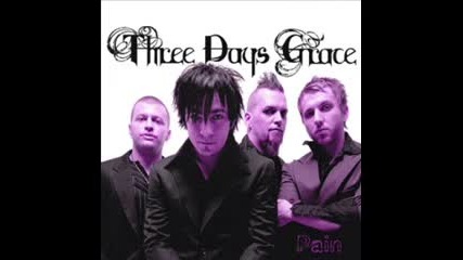 three days grace - gone forever