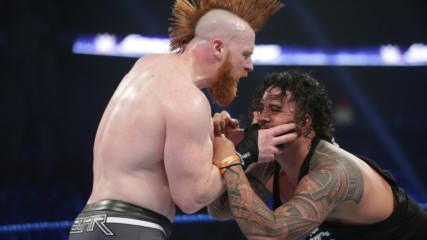 The Usos vs. The Bar: SmackDown LIVE, Jan. 8, 2019