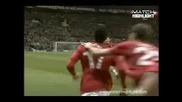 Манчестър Юнайтед 2 - 0 Баерн Мюнхен гол на Нани