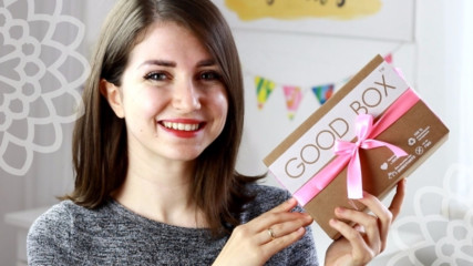GOOD BOX - BEAUTY EDITION | Разопаковане