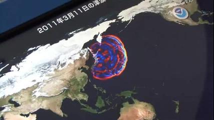 Гигантски глобус с Oled дисплей - Geo Cosmos