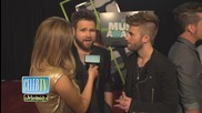 The Swon Brothers Sibling Rivalry on the CMT Music Awards Red Carpet