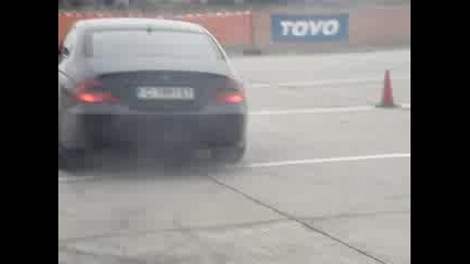 Божурище - 31.03.07 Mercedes Cls